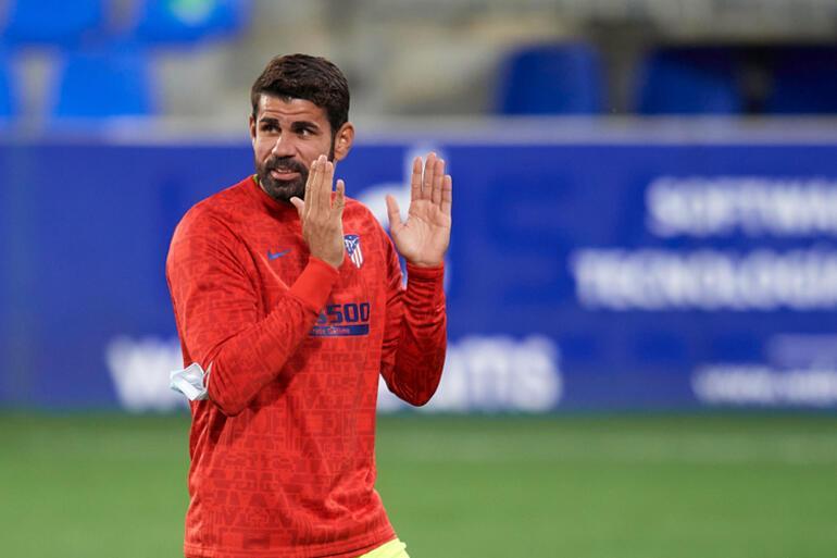 Son Dakika Transfer Haberi: Diego Costa'nın menajeri Beşiktaşla görüşmek için İstanbula geldi